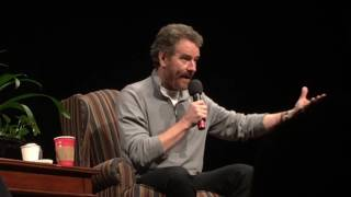 Bryan Cranston on Auditons, Acting, Jealousy, and Working in Entertainment
