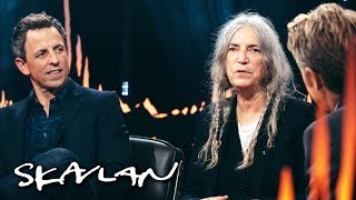 Patti Smith on Nobel prize performance: – I was humiliated and ashamed | SVT/NRK/Skavlan
