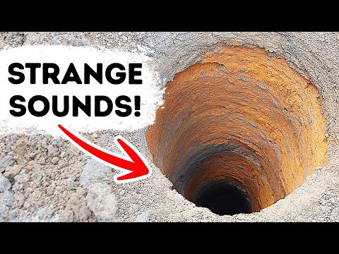 Scientists Dug the Deepest Hole But Something Broke Their Drill