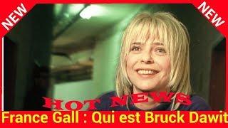 France Gall : Qui est Bruck Dawit, son complice artistique qui l'a épaulée après la mort