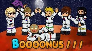 Minecraft - Objectif Mars : Brioche Bonus 12 : FAIS LA POULE