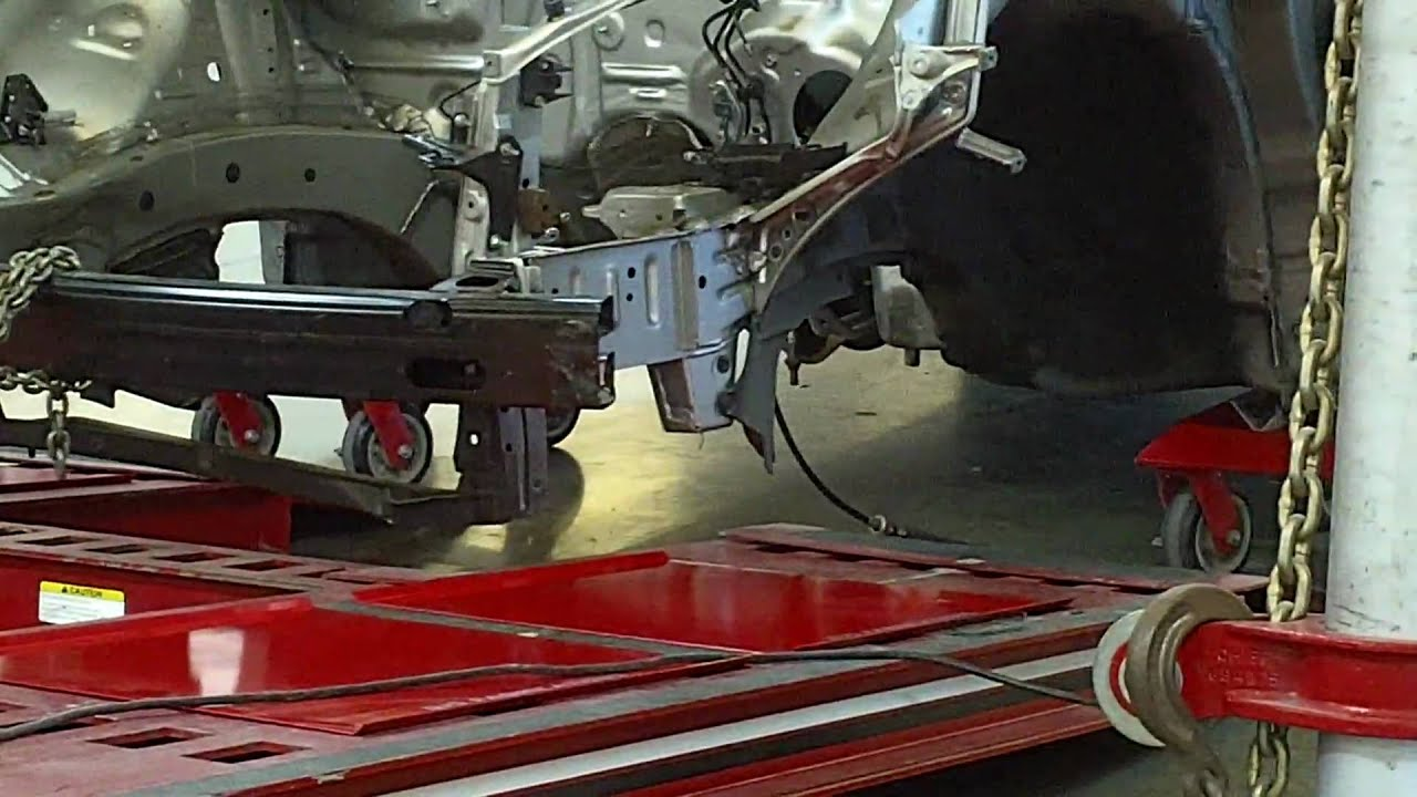 car framing machine