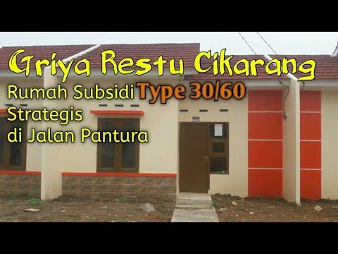 review-rumah-subsidi-griya-restu-cikarang-strategis-di-jalan-propinsi-pantura-cikarang-karawang