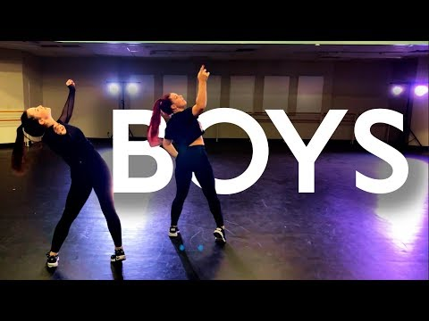 Boys - Lizzo | Brian Friedman Choreography | Jill's School of Dance - In House Series