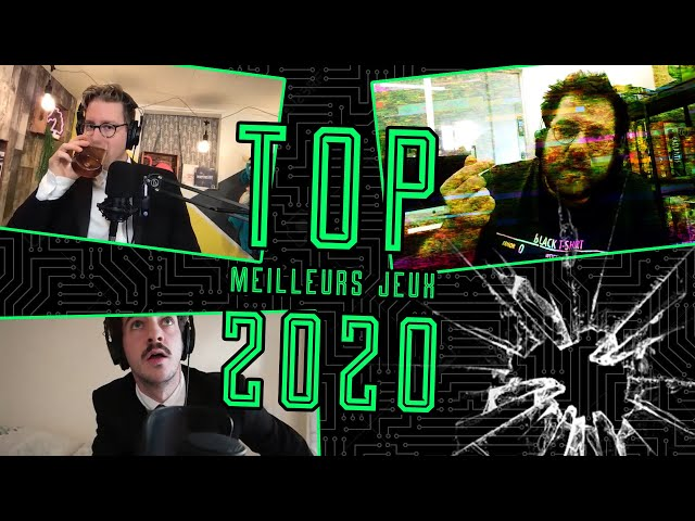 TOP des meilleurs jeux de 2020 - Une année comme les autres