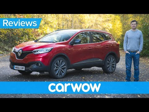 Renault Kadjar SUV 2018 review | Mat Watson Reviews