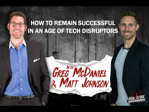 How To Remain Successful In An Age Of Tech Disruptors