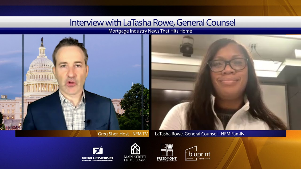 Interview with NFM General Counsel, LaTasha Rowe