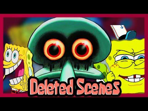 The 10 Spongebob Deleted Scenes