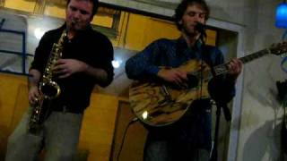 Box Tin - Clouds in the Glyn (Live at Bárbol)