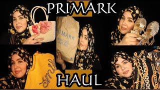 PRIMARK HAUL MARCH 2019 * NEW IN SPRING COLLECTION * plus bloopers!!!! | Marwa Chebbi