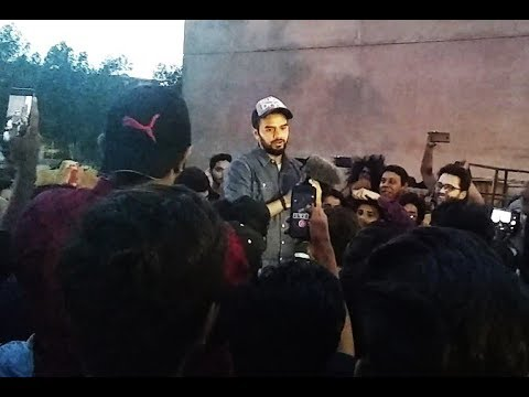 Irfan Junejo Meetup In Karachi Gone Wrong