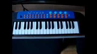 Видео обзор детская игрушка - Синтезатор для ребенка