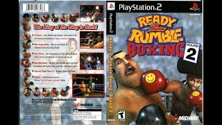 Ready 2 Rumble Boxing: Round 2 (PS2)