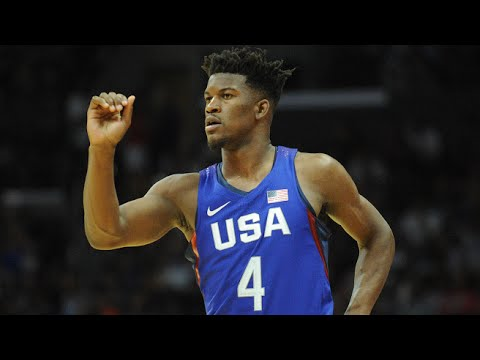 Jimmy Butler FULL Pre-Olympic Highlights - 4.2 PPG, 4.2 RPG, 1.6 SPG