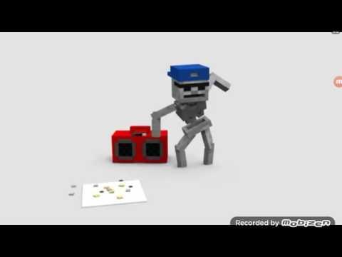 Oyun Portal rap şarkısı minecraft animasyonlu
