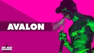 Avalon Dope Trap Beat Instrumental 2017 Hard Lit Rap