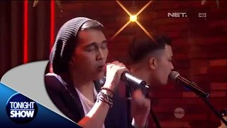 Lyla Band - Magic - Tonight Show 9 November 2015