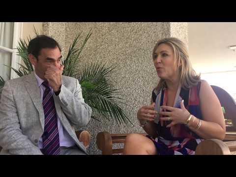 Dr Mark Gordon Interview - Rachael D'Aguiar