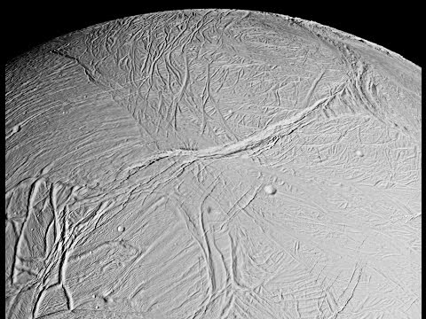 Sound of Enceladus ( Saturn moon)