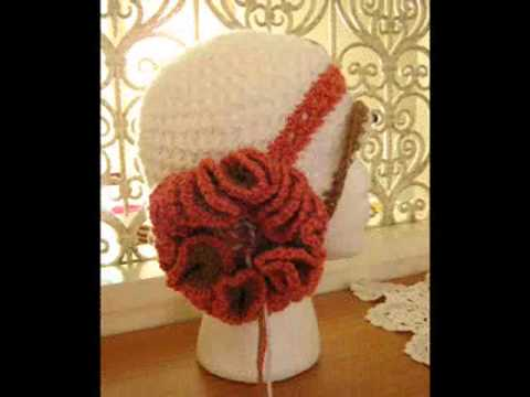 Vintage Crochet Cloche Hats Youtube