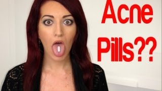BEST ACNE PILLS?! How To Clear Skin With Vitamins, Supplements, Roaccutane & MORE! AQA#8