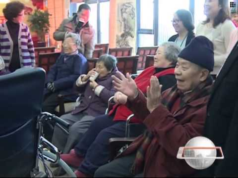 Foreign investment in China's elderly care