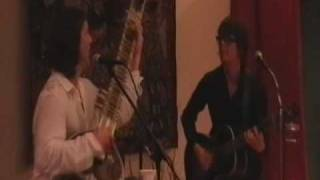 "Jim Boggia and Charlie Phillips sing the Beatles ""Norwegian Wood"""