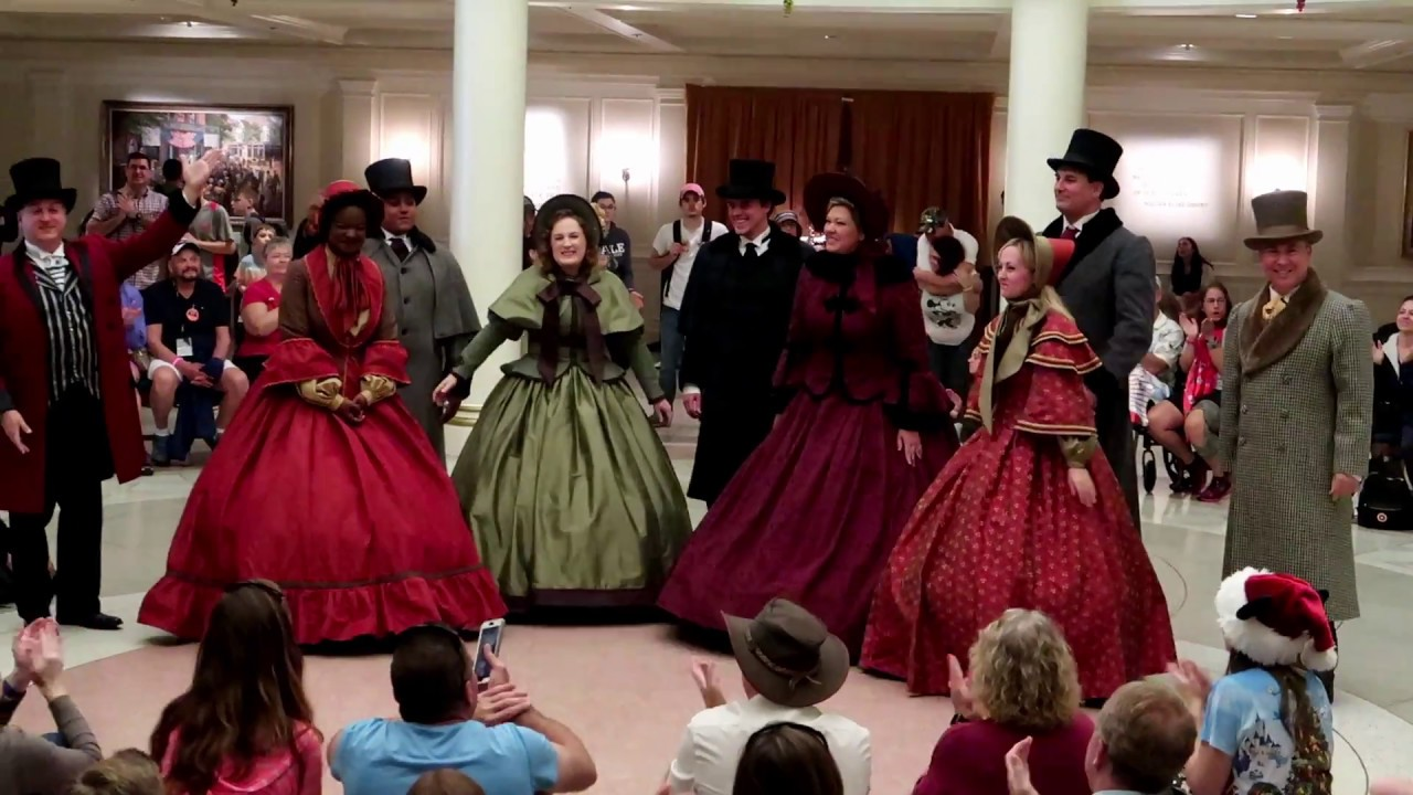 EPCOT Voices of Liberty (with members of Voctave) Walt Disney ...