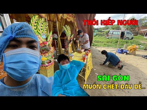 Quặn đau giữa dịch bệnh chở hai người mất đi khắp nơi tìm nơi an nghỉ I Phong Bụi