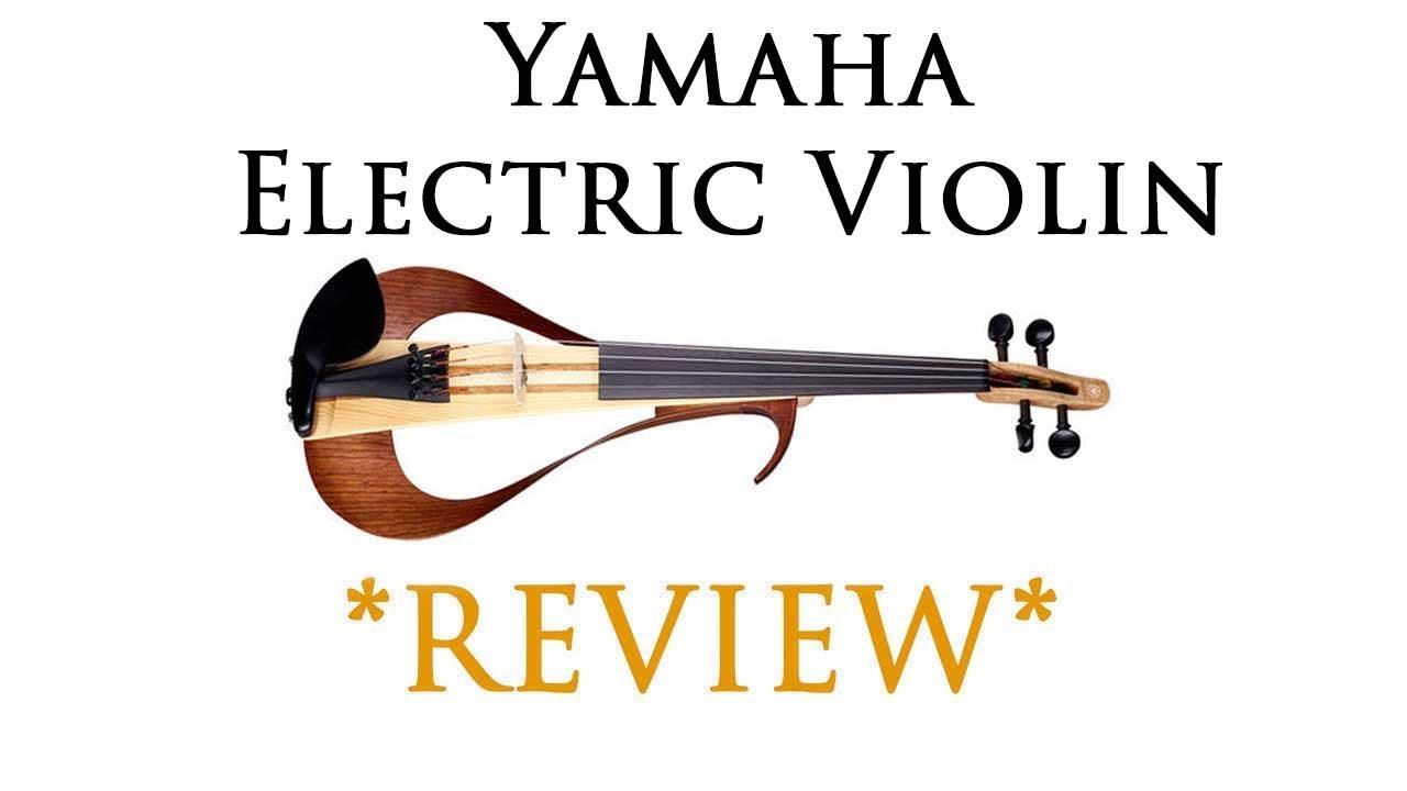 Yamaha Electric Violin Review Youtube