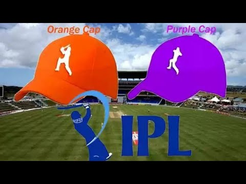 Paper cap IPL 2019 all team Purple cap