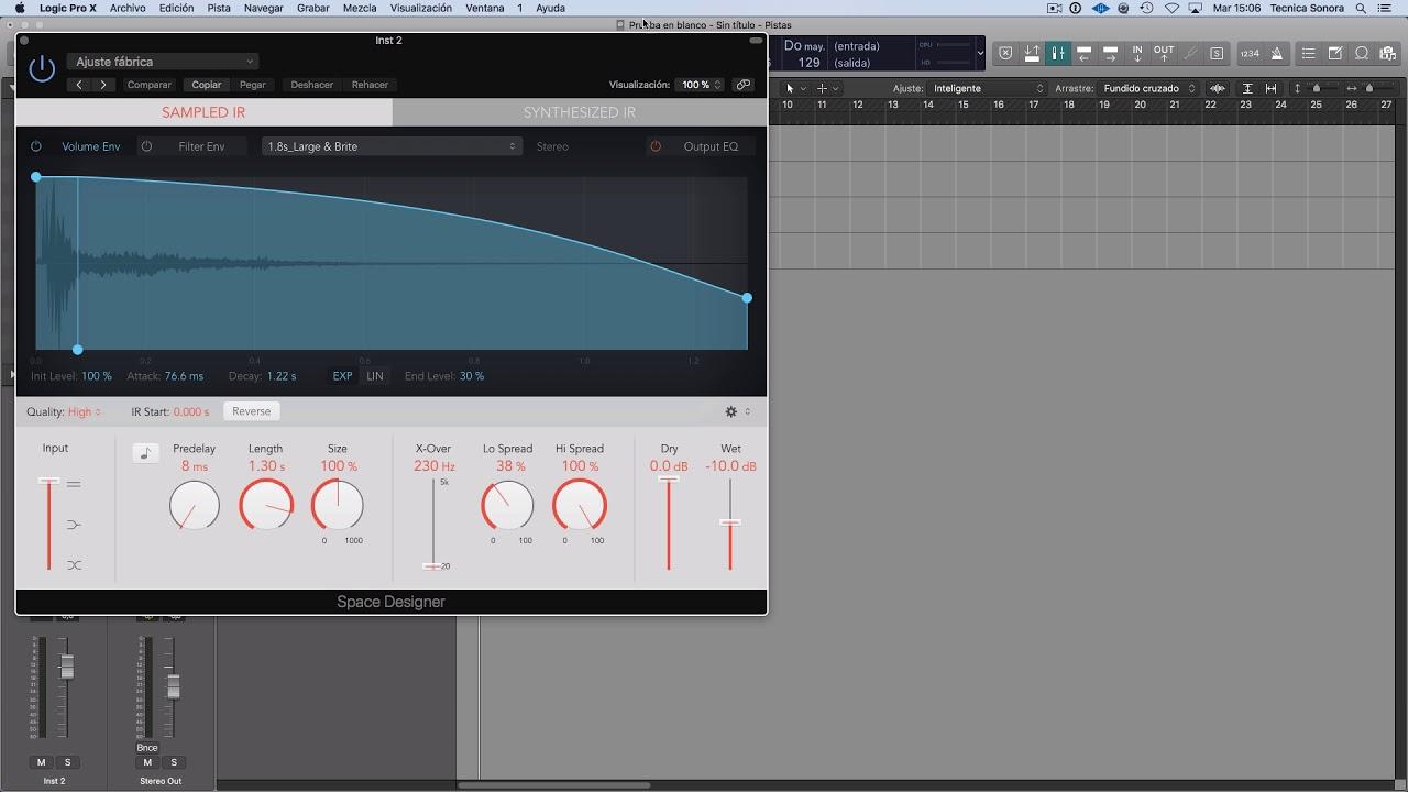 Logic Pro X: Novedades en Logic X 10.4