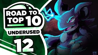 Pokemon Showdown Road to Top Ten: Pokemon Ultra Sun & Moon UU w/ PokeaimMD #12