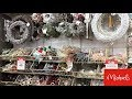 MICHAELS CHRISTMAS DECORATIONS HOME DECOR SNEAK PEAK - SHOP WITH ME SHOPPING STORE WALK THROUGH 4K