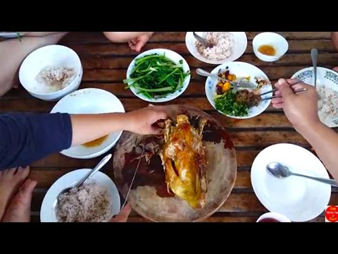 Asian Family Food - Home Foods In My Village Compilation - Foods In Asia