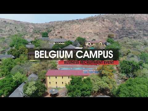 Belgium Campus - Recruitment Event