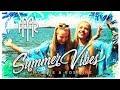 Download Summer Vibes - Mylène & Rosanne