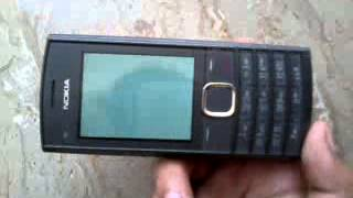 Nokia  x2-05 unboxing and review