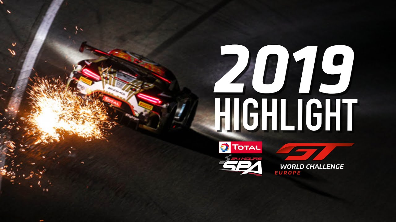 The Total 24 Hours of Spa - 2019 Highlight - Motor Informed
