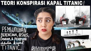 Teori Terser4m Kapal Titanic   Nerror