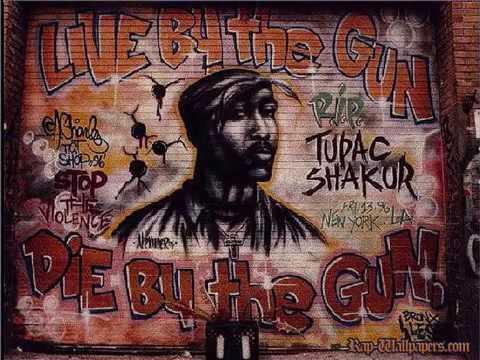 Tupac - Hit 'Em Up Acapella