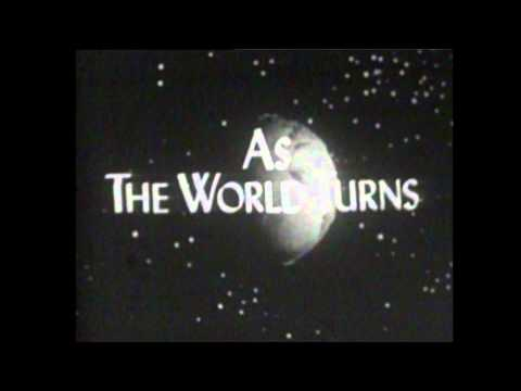 As the World Turns - opening 1956 (HD)