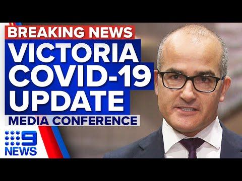 Victoria records two new local cases of COVID-19   Coronavirus   9 News Australia