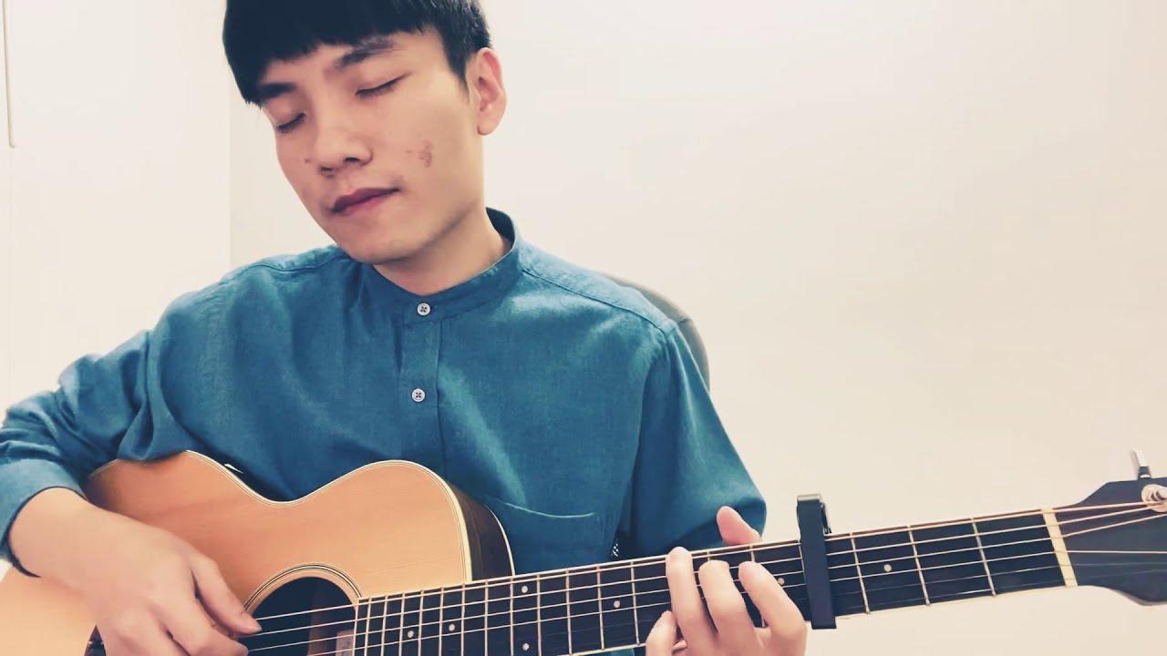 周興哲 Eric Chou -《受夠 Enough》|陳星合 Cover 吉他翻唱 - YouTube