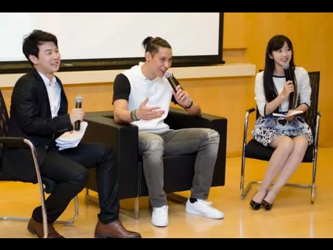 Jeremy Lin Q&A after sharing his story at Fudan University Shanghai