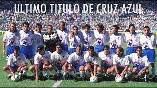 El Ultimo Titulo del Cruz Azul (León vs Cruz Azul 1997)