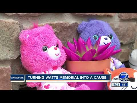 Man leading effort to repurpose stuffed animals from Watts memorial after meeting Shanann's father