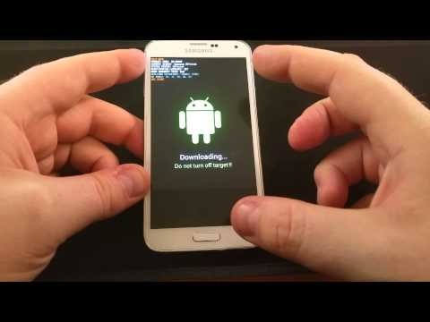 Android: Anleitung Samsung Galaxy S5 rooten