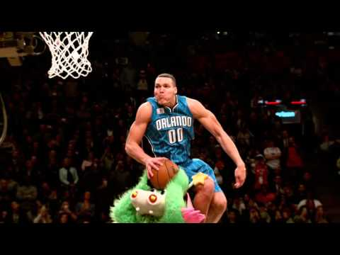 Awesome Slow Motion of Aaron Gordon